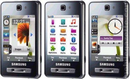 В 2008 году компания Samsung продала 10 млн сенсорных устройств