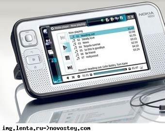 Nokia выпустит мобильники стандарта 4G в 2010 году