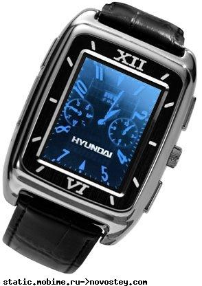 «Часофон» Hyundai MB-910 скоро в продаже
