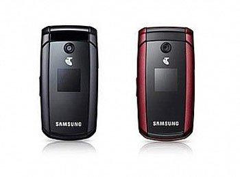 Новая бюджетная «раскладушка» Samsung C5520