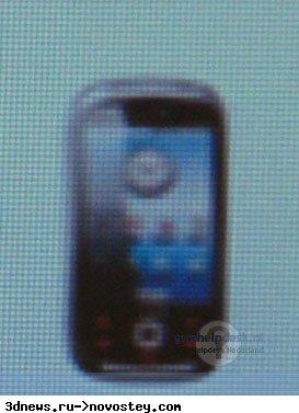 Первые подробности и фото «гуглофона» от Samsung