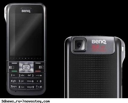 BenQ Royal: неанонсированный смартфон получает награду за лучший дизайн