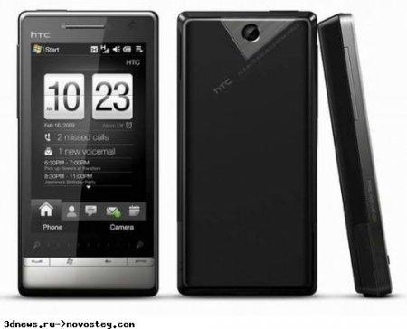 Открыт прием предзаказов на HTC Touch Diamond2