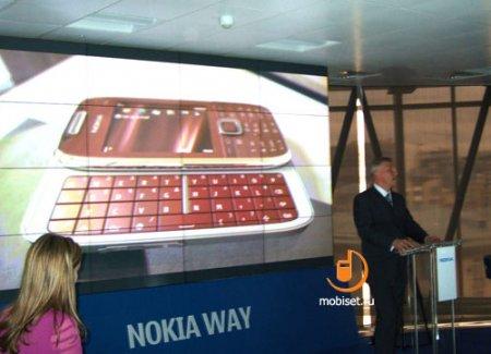 Nokia E75 поступит в продажу по цене 22.000 рублей