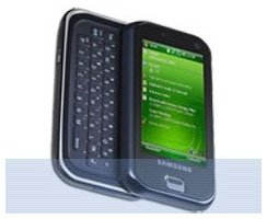 Первая информация о коммуникаторе Samsung B7610 Louvre