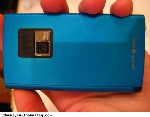 Asus-Garmin nuvifone M20 на фото и видео