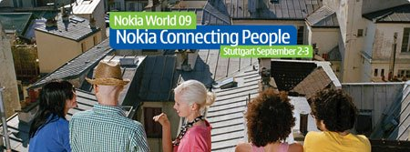 Nokia World 2009 пройдет 2-3 сентября в Штутгарте
