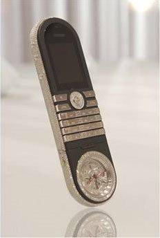 GoldVish Revolution — астрономически дорогой телефон