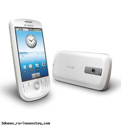 HTC Magic выходит 5 мая, с контрактом Vodafone – бесплатно