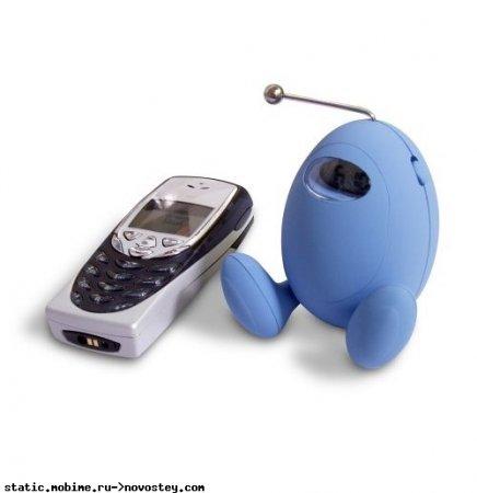 Симпатичный аксессуар от Tele-Egg сообщит о входящем звонке