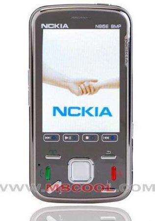 NCKIA N86E 8MP опередил Nokia N86