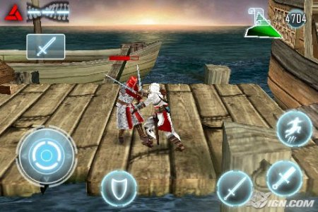 Assassin's Creed выйдет на iPhone
