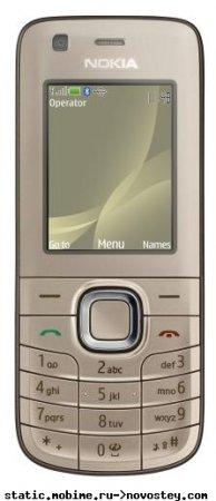 Nokia 6216 classic с поддержкой технологии NFC