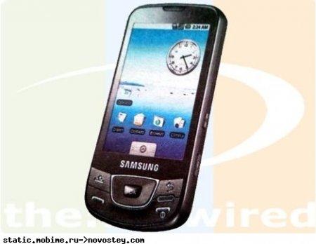 Samsung i7500 - первый смартфон Samsung на базе Android