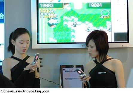 Поставки мобильных телефонов серьёзно снижаются