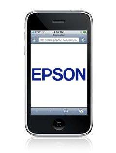 iPhone научился печатать на принтерах Epson