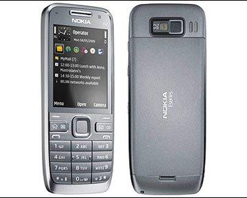 Nokia анонсировала смартфон Е52