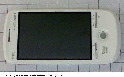 Фото будущего японского Android смартфона
