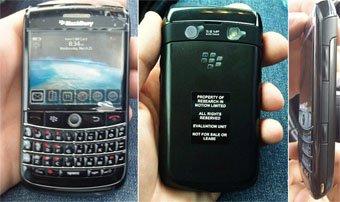 Новые подробности о BlackBerry Onyx