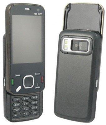 N86 NOLKA — еще один подражатель Nokia N86