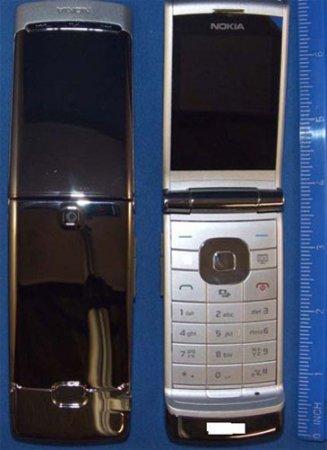 Раскладушка Nokia 6750 Mural «засветилась» в FCC