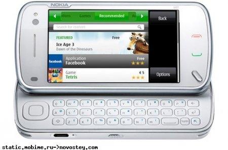 Nokia Ovi Store стартует с каталогом в 20000 пунктов!