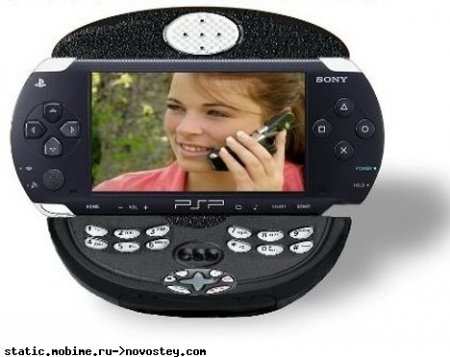 «PSP-телефон может появиться», - говорит президент Sony Ericsson