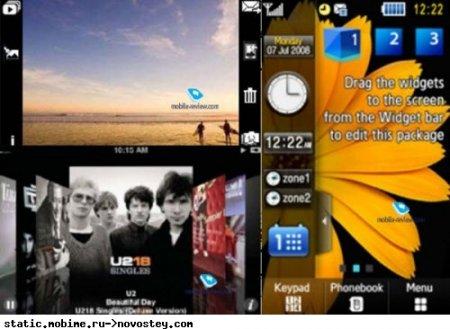 Samsung Spica, BigFoot и новая версия ОС Android - 2.0 Donut