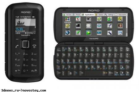 Коммуникатор-«книжка» ROAD Officer S101 на базе Linux