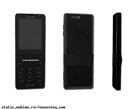 "Philips Xenium X550: очередной ""долгоиграющий"" телефон"