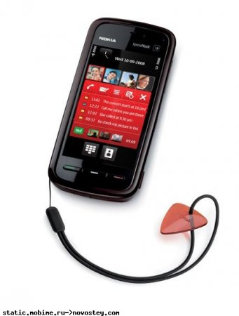 Разблокированный Nokia 5800 и бесплатной подпиской Comes with Music – за полцены