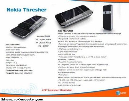 Четыре привлекательных телефона Nokia: первая информация