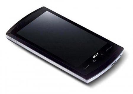 ACER LIQUID, первый в мире смартфон на базе Android 1.6 и процессоре Snapdragon – официально
