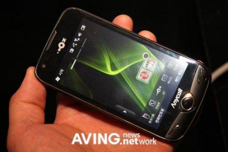 Samsung OZ OMNIA – коммуникатор с поддержкой Windows Mobile 6.5