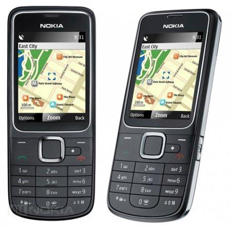 Nokia представила доступный телефон-навигатор