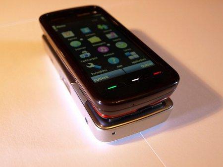 Ноавая прошивка для Nokia 5800?