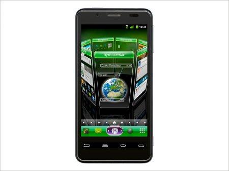 Краткий обзор смартфона МегаФон SP-A20i Mint
