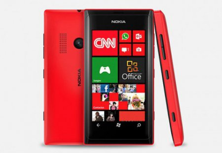 Nokia Lumia 505 представлен официально