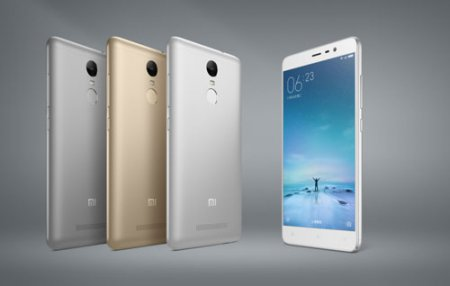 Xiaomi Redmi Note 3 и планшет Mi Pad 2