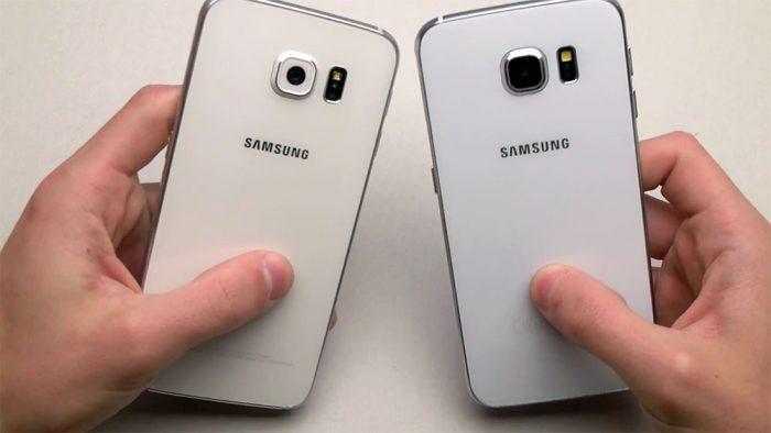 Samsung Galaxy S7: оригинал или копия