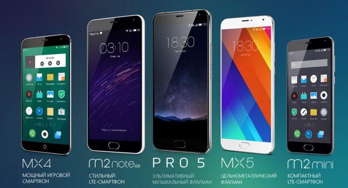 Интересные факты о смартфонах Meizu