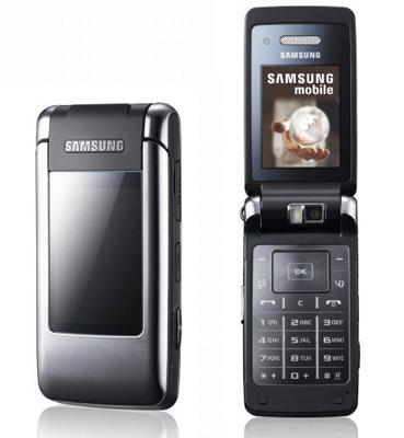 «Одухотворенный» телефон Samsung G400 Soul