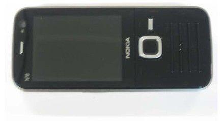 Смартфон Nokia N78 без модуля Wi-Fi и поддержки сетей 3G