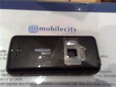 Новое о Nokia N82