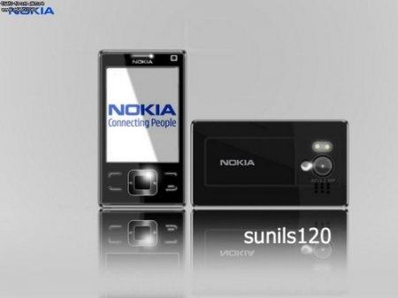 Концепт смартфона Nokia