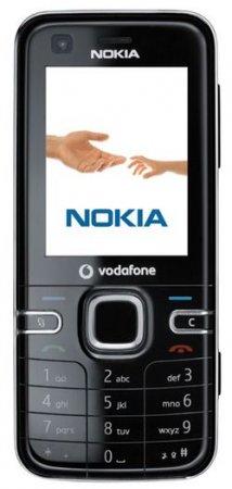 Nokia 6124 classic — новый смартфон, оптимизированный для интернета