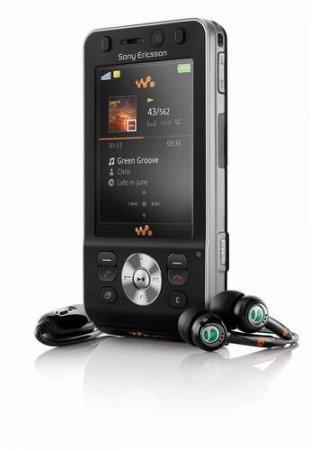Sony Ericsson W910i назван «Лучшим мобильным телефоном»