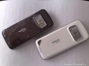 Nokia N79, N85 и 5800 XpressMusic Tube: шпионские фотографии
