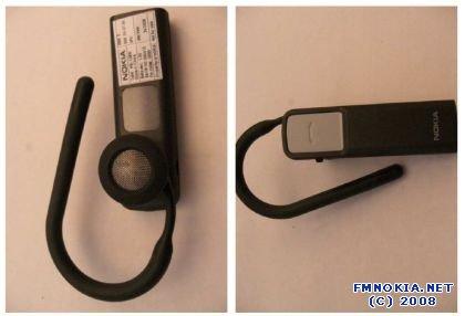 Новая Bluetooth гарнитура Nokia BH-606