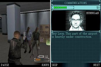 Capcom готовит Resident Evil Degeneration для ngage